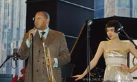 Wynton Marsalis on Past and Future - Drue's Enso 2008 as Musical Continuum, Performance at Jazz at Lincoln Center